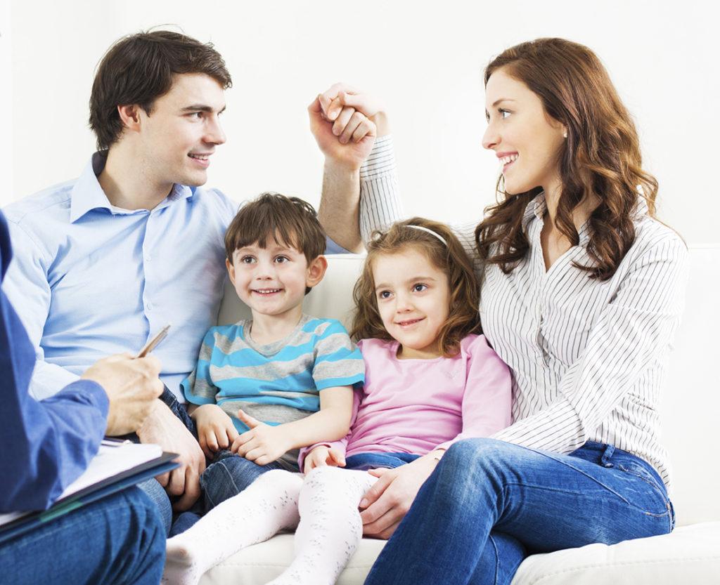 детский психолог в Москве